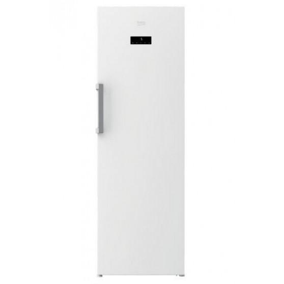 Congelador BEKO RFNE312E33W Blanco 1.85m