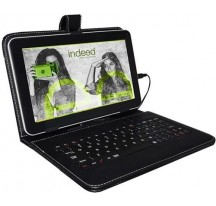 "Funda Tablet INDEED Inducase10kb 10"" Negra"