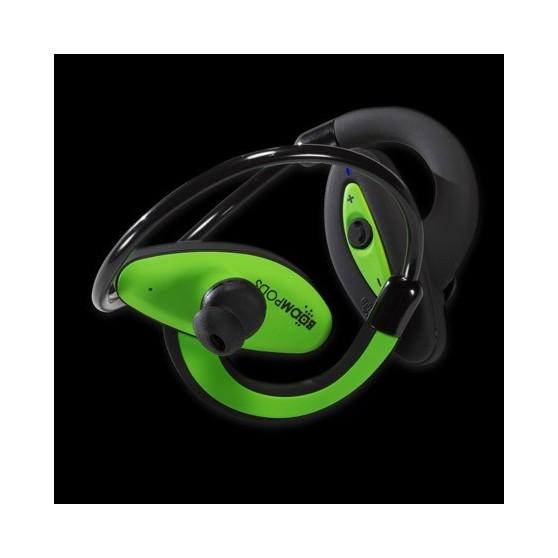 Auriculares BOOMPODS Sportpods Verde Bluetooth