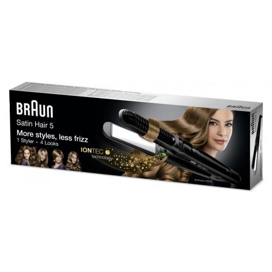 Plancha de Pelo BRAUN ST570 Satin Hair 5