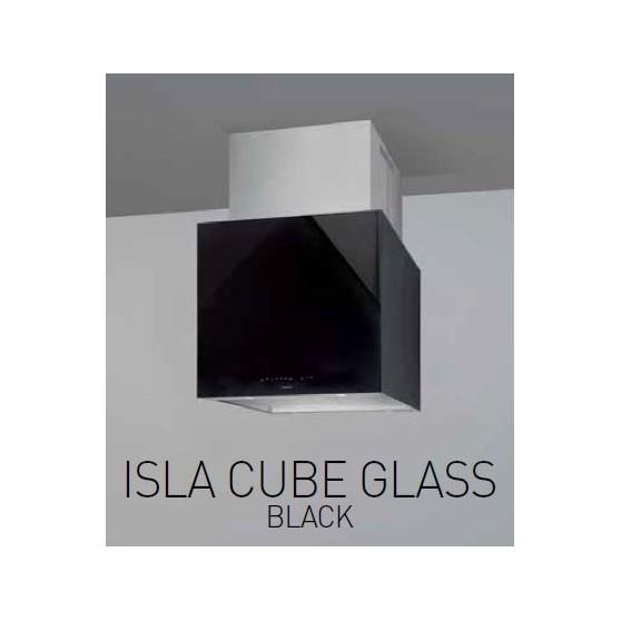 Campana Isla NODOR Cube 62cm Negra