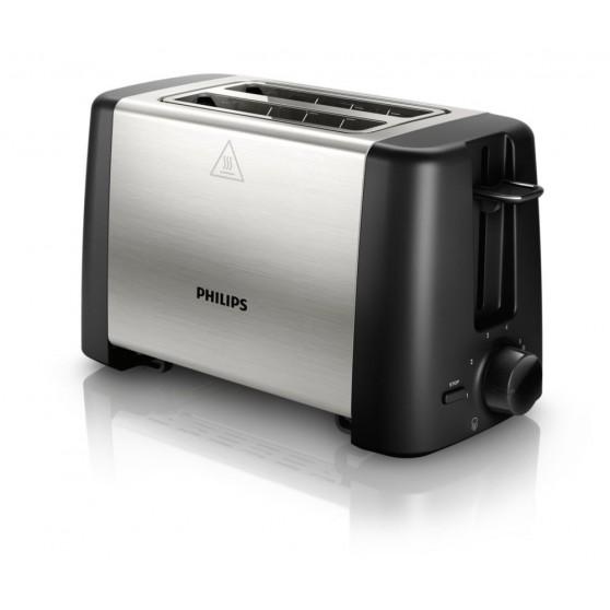 Tostador PHILIPS HD4825/90 Negro Inox