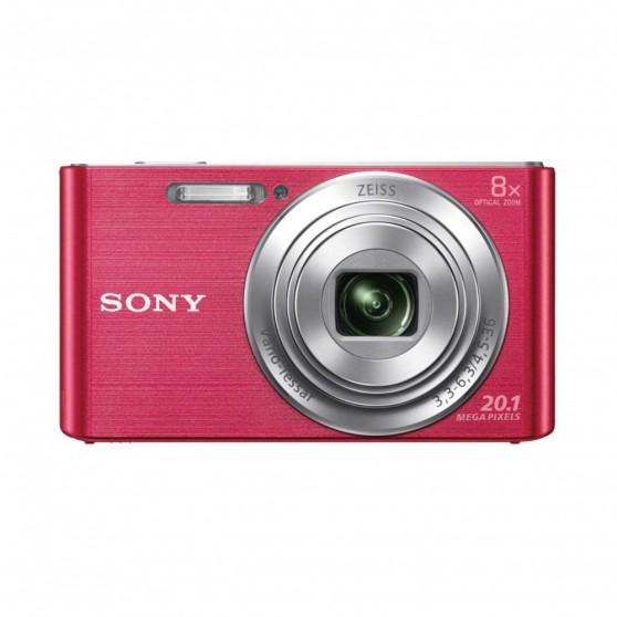 Cámara Fotos SONY DSCW830P Rosa 20,1 MP 8X