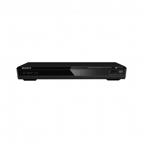 DVD SONY DVPSR370B USB DivX Negro