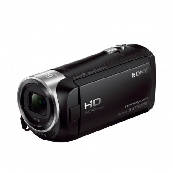 Cámara vídeo SONY HDRCX405B Zeiss Negra