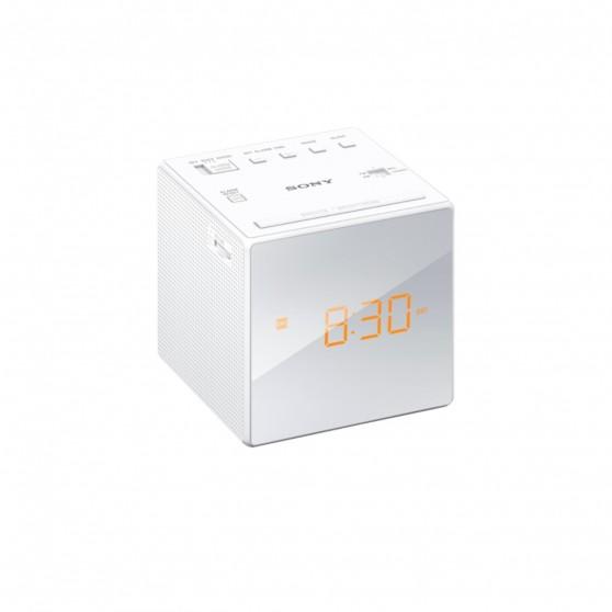Despertador SONY ICFC1W FM Auto Blanco