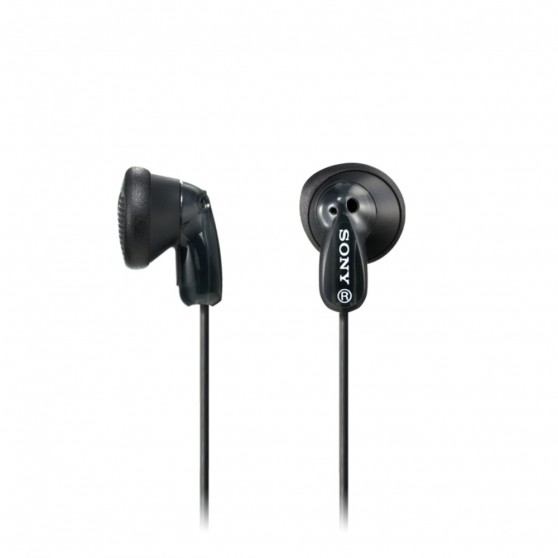 Auriculares SONY MDRE9LPB Negro 1,2m