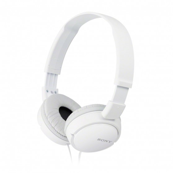 Auriculares SONY MDRZX110W Blanco