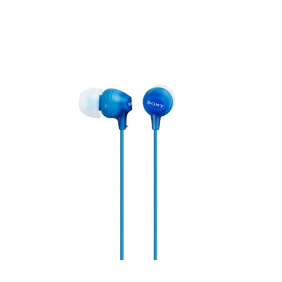 Auriculares SONY MDREX15LPLI Azul 1,2m