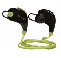 Auriculares DENVER BTE100GREEN Bluetooth