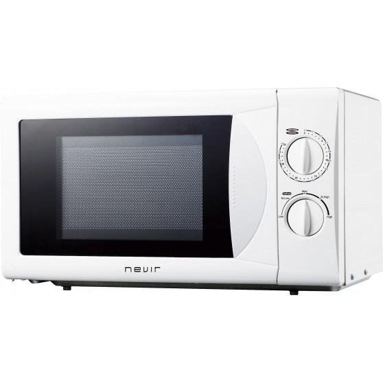 Microondas NEVIR NVR-6140M Blanco 20L