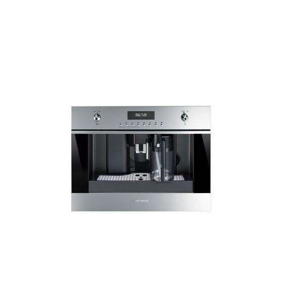 Cafetera Integrable SMEG CMS6451X Inox