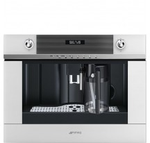 Cafetera Integrable SMEG CMS4101B Blanco