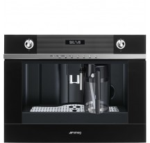 Cafetera Integrable SMEG CMS4101N Negro