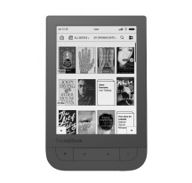 "eBook - POCKETBOOK TOUCH HD 6"" 8GB Wif"