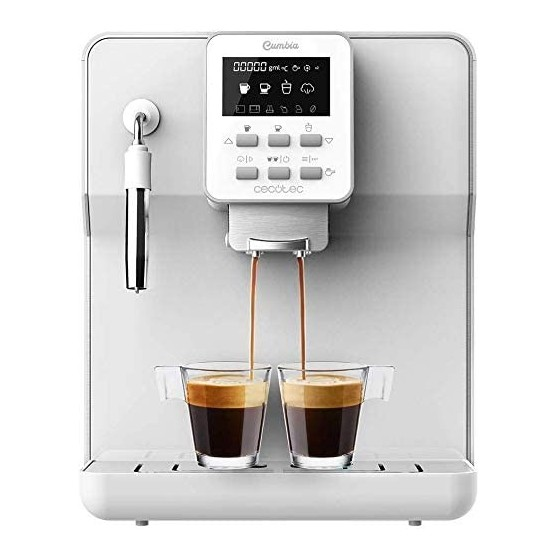Cafetera CECOTEC Power Matic-ccino 6000 Bianca