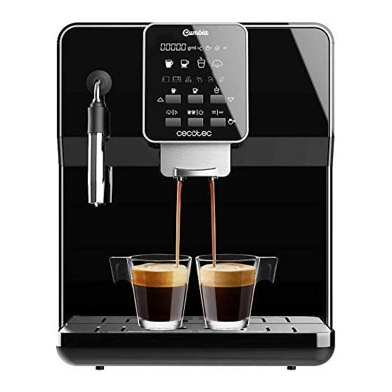 Cafetera CECOTEC Power Matic-ccino 6000 Nera