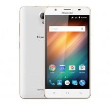 "Smartphone - HISENSE U989 5,5"" 16GB Blanco"