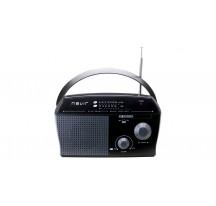 Radio Porttil - NEVIR NVR118 Negra