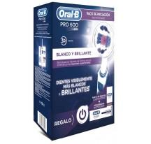 Cepillo Dental - ORAL-B PRO600 3DW WOW