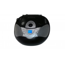 Radio CD - NEVIR NVR474U MP3 USB Negro