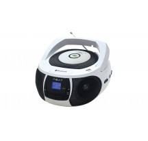 Radio CD - NEVIR NVR481 MP3 Bluetooth Bco
