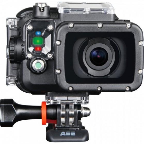 Action Cam - AEE S60 Acuatica Wifi Negra