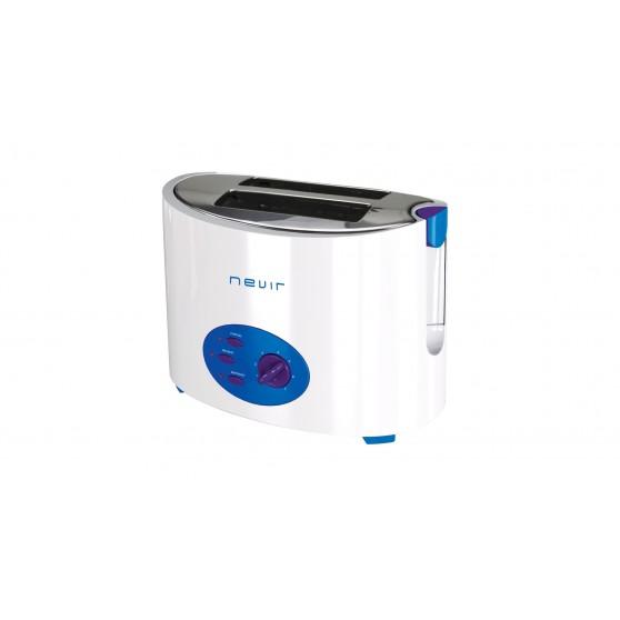 Tostador - NEVIR NVR9831T Mandos Azules
