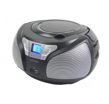 Radio CD - DENVER TCU206B Negro