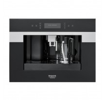 Cafetera Integrable - HOTPOINT CM9945HA Negro