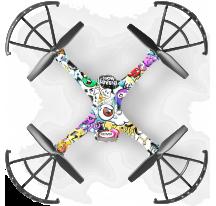 Drone Areo - DENVER DCH460 Camara