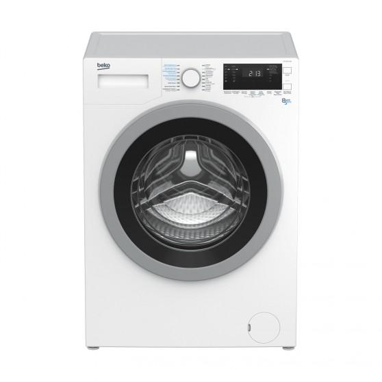 Lavasecadora Libre Instalacin - BEKO HTV8633XS0 Bco 8 5Kg