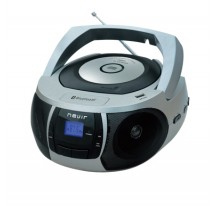 Radio CD - NEVIR NVR481 MP3 Bluetooth Pla